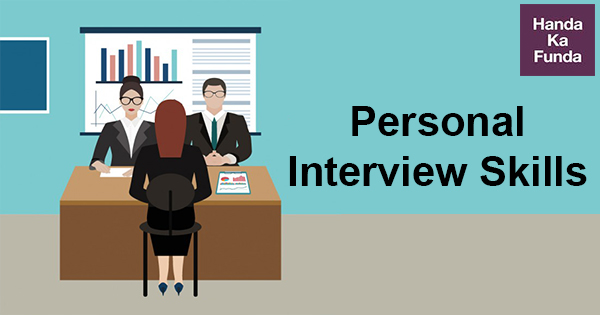 Personal Interview Skills
