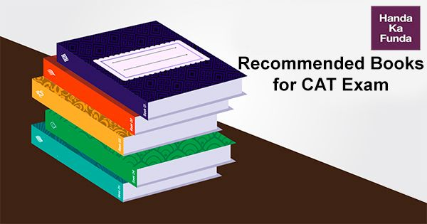 Recommended And Best Books For CAT Exam Preparation Handa