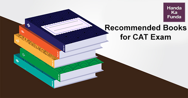 Recommend Books for MBA CAT Aspirants