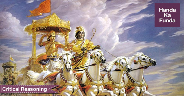 Learn the basics of Critical Reasoning with the help of Mahabharata