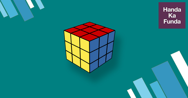 Cube Based Puzzles in Logical Reasoning for CAT Exam Preparation