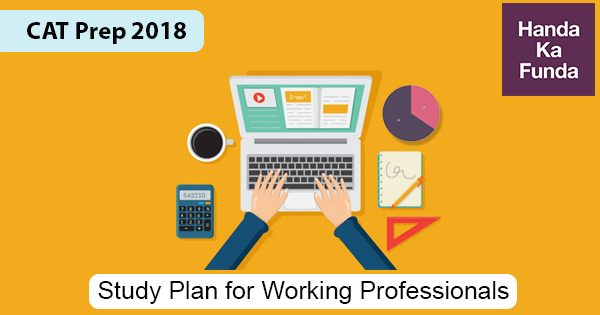 Study Plan for Working Professionals