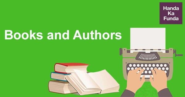 Books and Authors important for GK Preparation for IIFT, XAT, SNAP