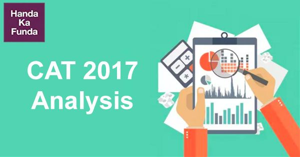 CAT 2017 Exam Analysis with Expected Cutoffs