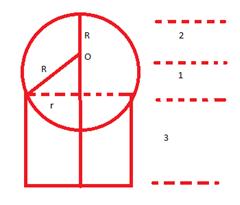 Quantitative Aptitude - Geometry - Mensuration - A ball of diameter 4 cm