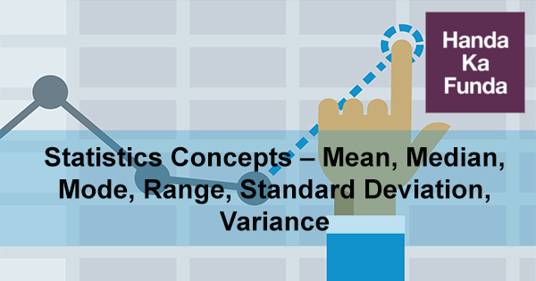 Statistics Concepts , Mean, Median, Mode and Solved Examples