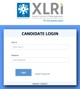 XAT Answer Key Login Form