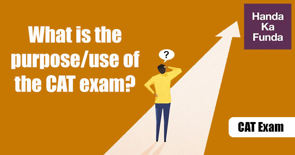 What is the purpose or use of the CAT exam