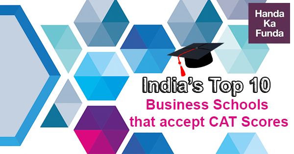 India's Top 10 Business Schools that accept CAT Scores (Non-IIMs)