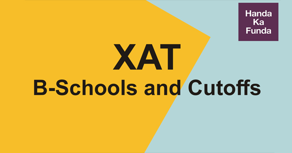 XAT B-schools and Cutoffs