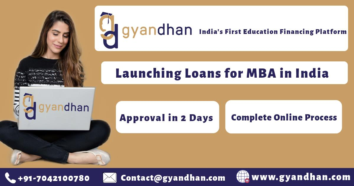 loan education for MBA