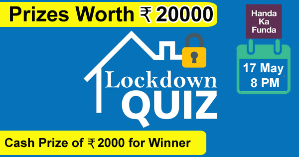 lockdown CAT quiz new