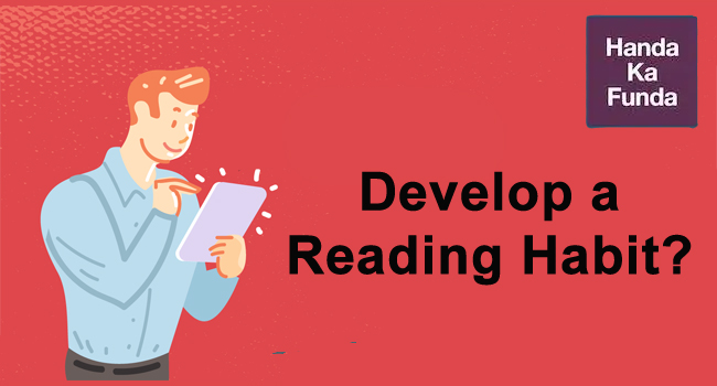 How to develop a Reading Habit to help you with CAT 2021 new
